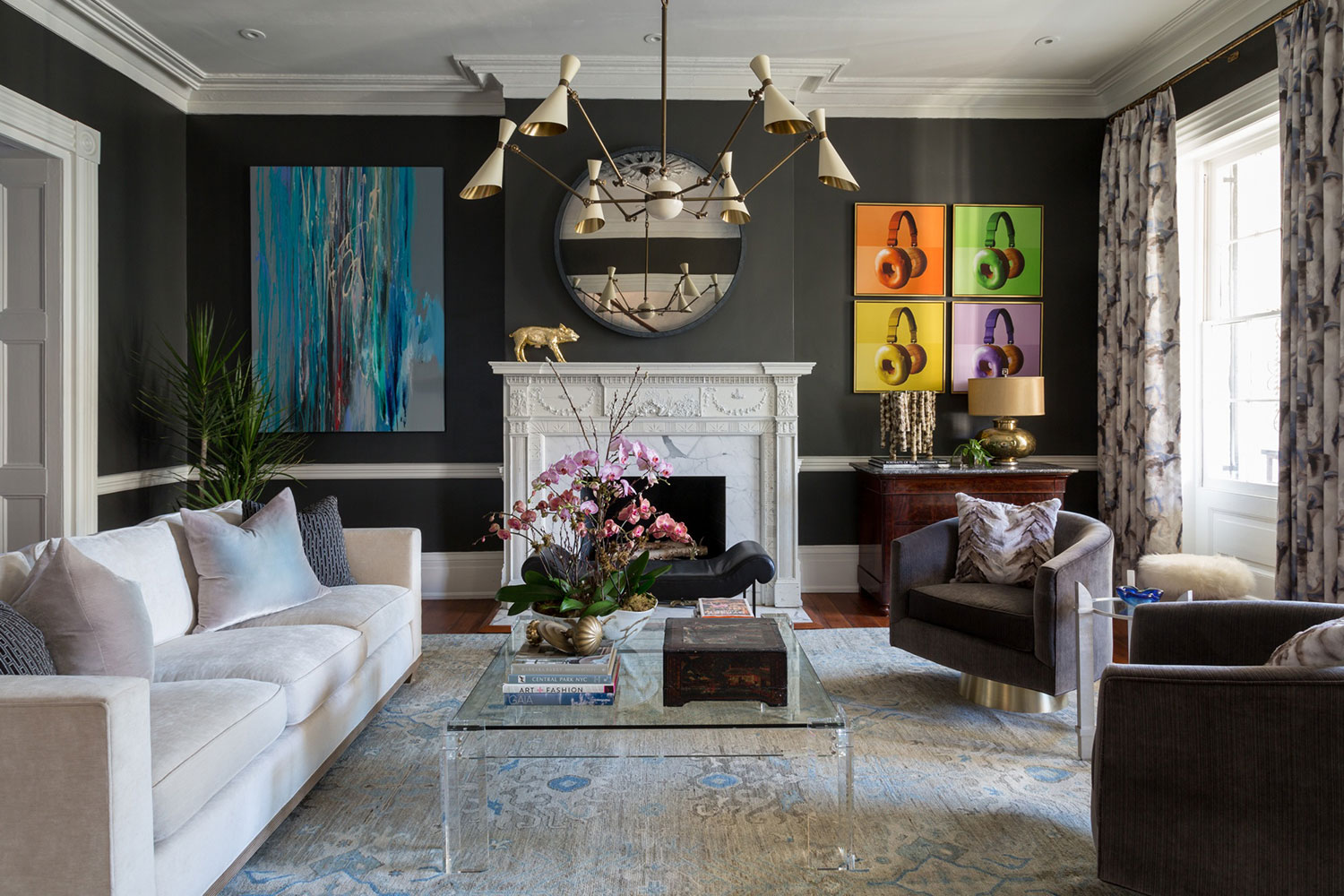 Now one of charlestons best galleries and interior design studios mitchell hill originated as a pop up for art for charity mitchell hill showcases the